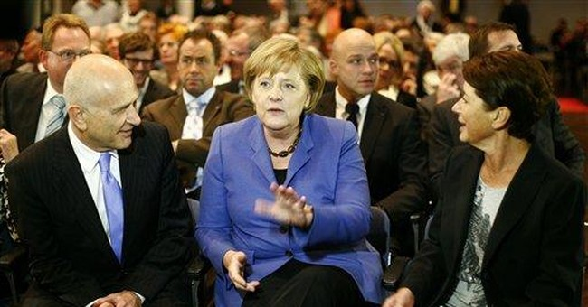 Germany pushes state default proposal at EU summit