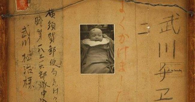 Iwo Jima mementos bring closure to Japanese family
