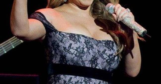 Mariah Carey announces she's pregnant