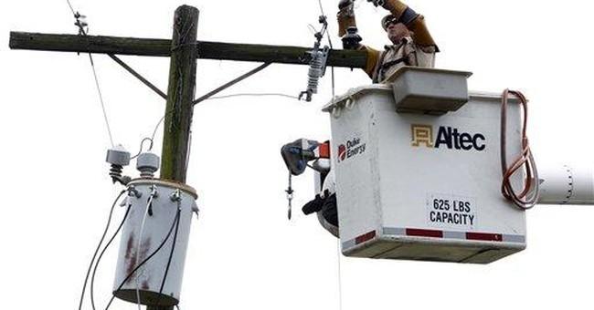 Duke Energy 3Q profit surges on hot summer