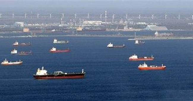 French port strike strands hundreds of sailors