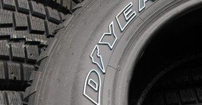 Goodyear loses $20M in 3Q amid rubber price hikes