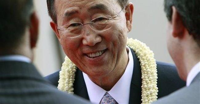 AP: UN chief wants Myanmar prisoners freed