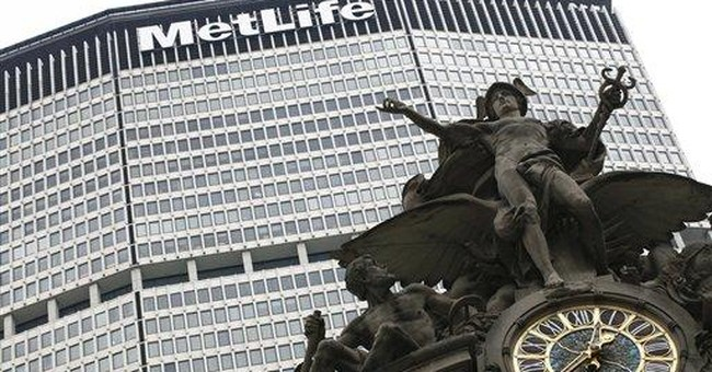 MetLife posts 3Q profit on investment gains