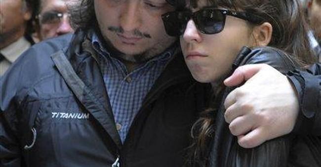 Argentine leader ponders solo political future