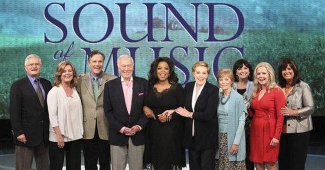 'Sound of Music' cast reunites on Winfrey show