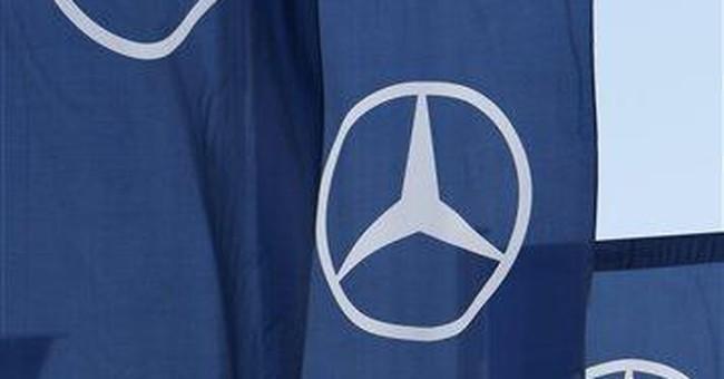Daimler lifts targets again as Q3 profit surges