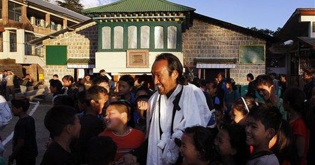 Tibetan protester visits 22 countries on motorbike