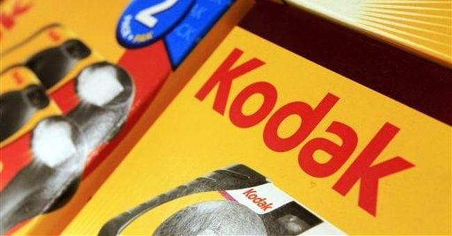 Kodak posts narrower 3Q loss of $43m