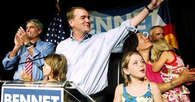 Candidates use children to make final pitch