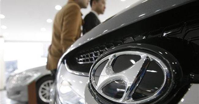 Hyundai 3Q profit jumps 38 percent to $1.2 billion