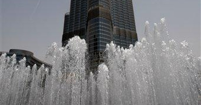 'Mission: Impossible' sets bar high: Dubai's spire