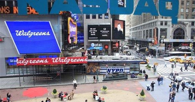 Nasdaq OMX Group's 3Q profit jumps 68 percent
