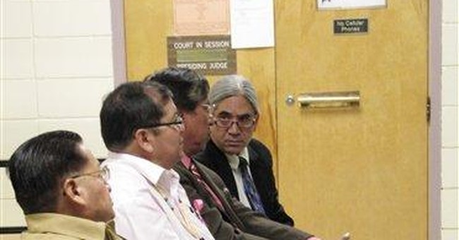 Navajo lawmakers turn to prayer amid investigation
