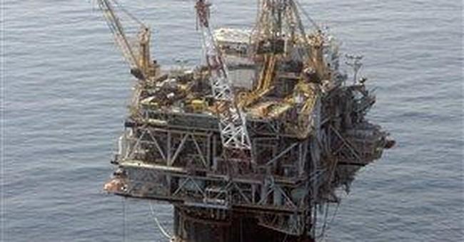 Chevron 3Q profit slips 2 pct