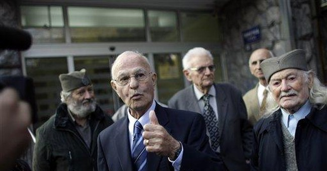 WWII US airman tells court about Serbia rescue