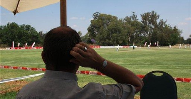 Blindness doesn't stop Zimbabwe sports commentator