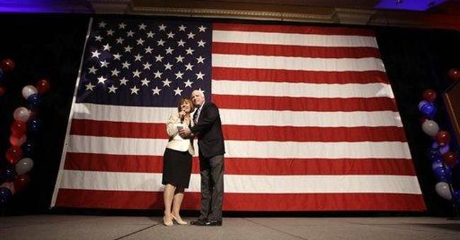 McCain: Angle will help GOP seize Senate control