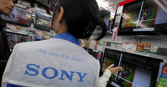 Sony books $375M quarterly profit on better sales