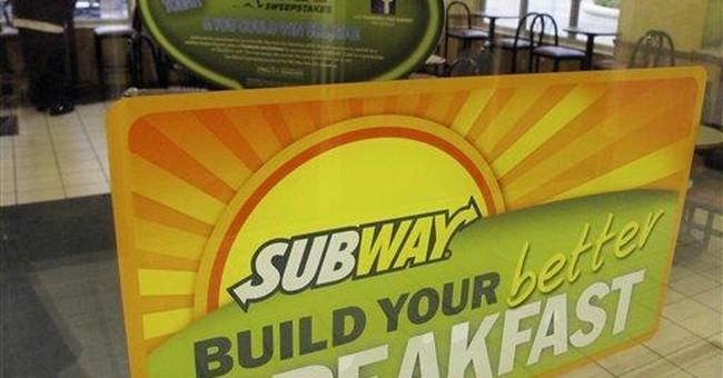 Farmers try to boost sales by landing on big menus