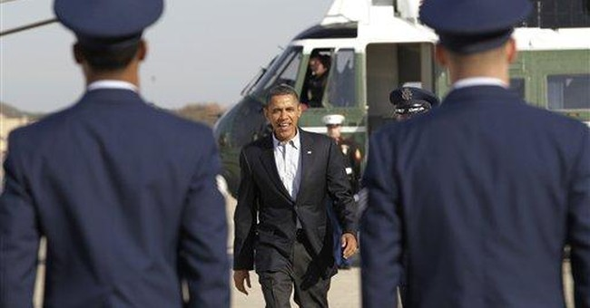 Obama: Appeals for common ground, yet jabs GOP