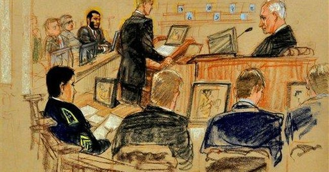 Jury asked to 'send a message' in Guantanamo