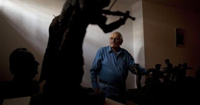 Only 2 survivors remain from Nazi camp Treblinka