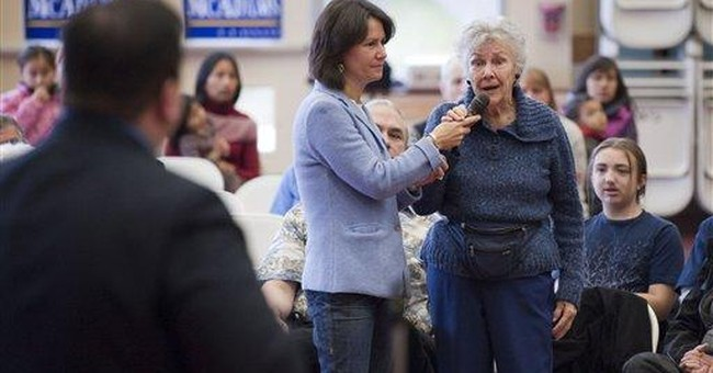 Dems see hope for regaining Alaska Senate seat