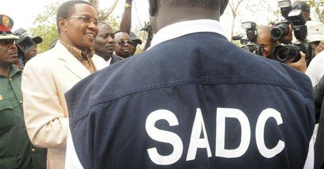 Tanzanian president fights for second term