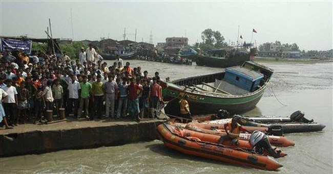 India suspends search after boat tragedy, 25 dead