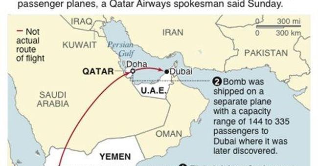 US officials: Bombmaker in Yemen a key suspect