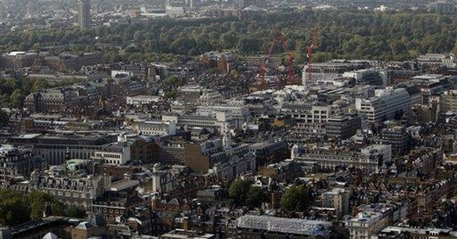 Will UK's cuts force poor families out of London?