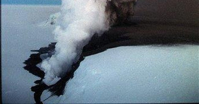 Flooding at Iceland volcano could signal eruption