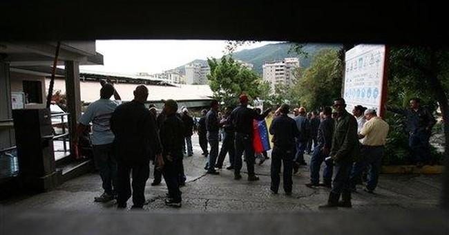 Venezuelan steel maker to challenge state takeover