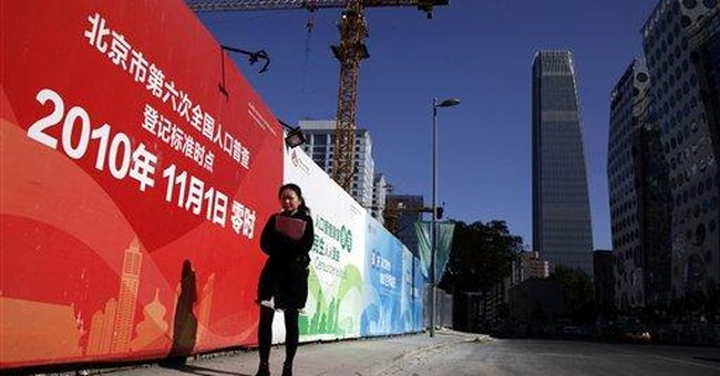 China goes door-to-door for world's biggest census