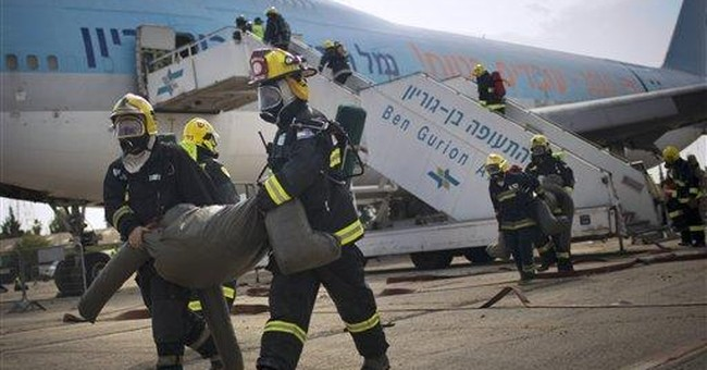 Israeli security head: Terrorists using technology