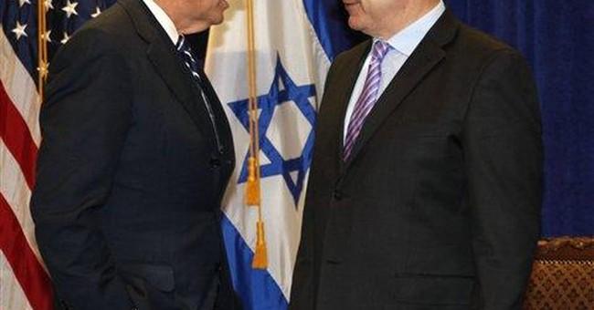 VP Biden pledges unwavering support for Israel