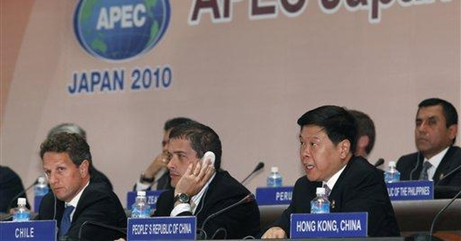 APEC meetings open with talk of Pacific Rim FTA