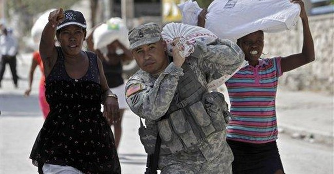 Haiti panel recommends restoring army