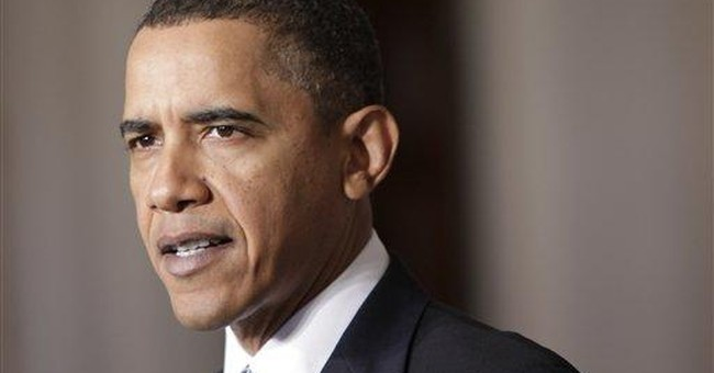 Is Obama Dissatisfied with Being President?