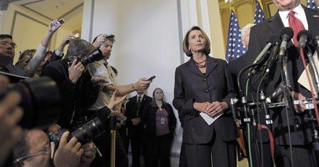 House Democrats keep Nancy Pelosi as their leader