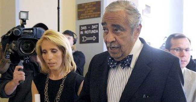 Rangel could be 23rd House member to be censured