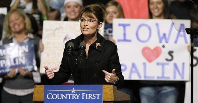 Sarah Palin: Serious 2012 contender or pretender?