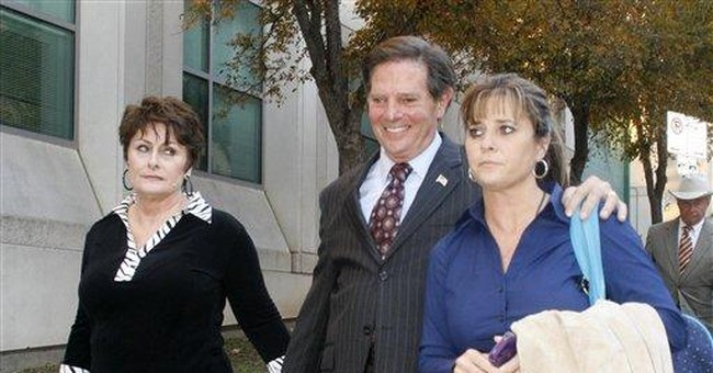 DeLay's conviction starts lengthy appeals process