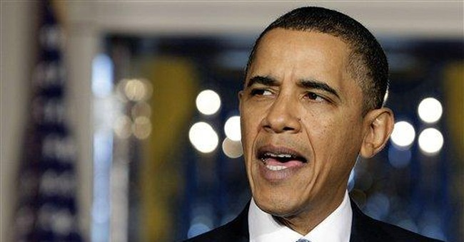 Obama Appears Blinded by His Own Ideological Biases