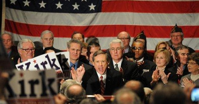 The Illinois Senate Race: A Sophie's Choice?