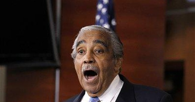 Rangel has swagger back after House censure