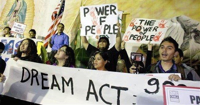 With Dream Act shelved, immigrants look to 2012