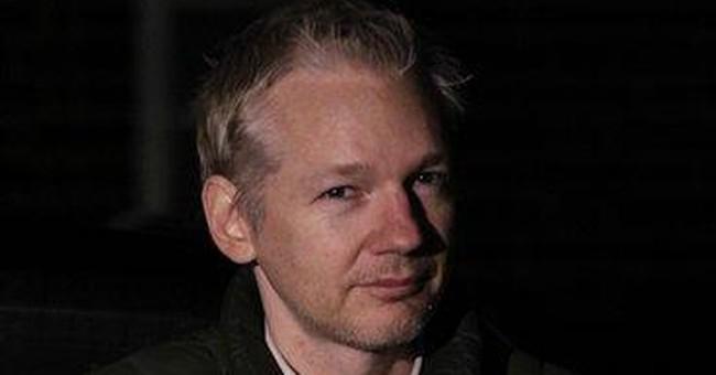Publisher confirms Julian Assange book deal