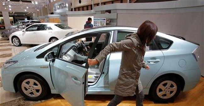 US opens investigation into Toyota hybrid SUVs